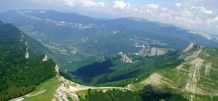 massif du Vercors