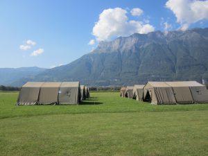 Boot camp : convention commerciale et militaire