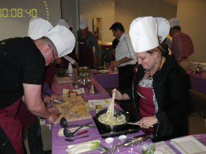 cuisine teambuilding entreprise