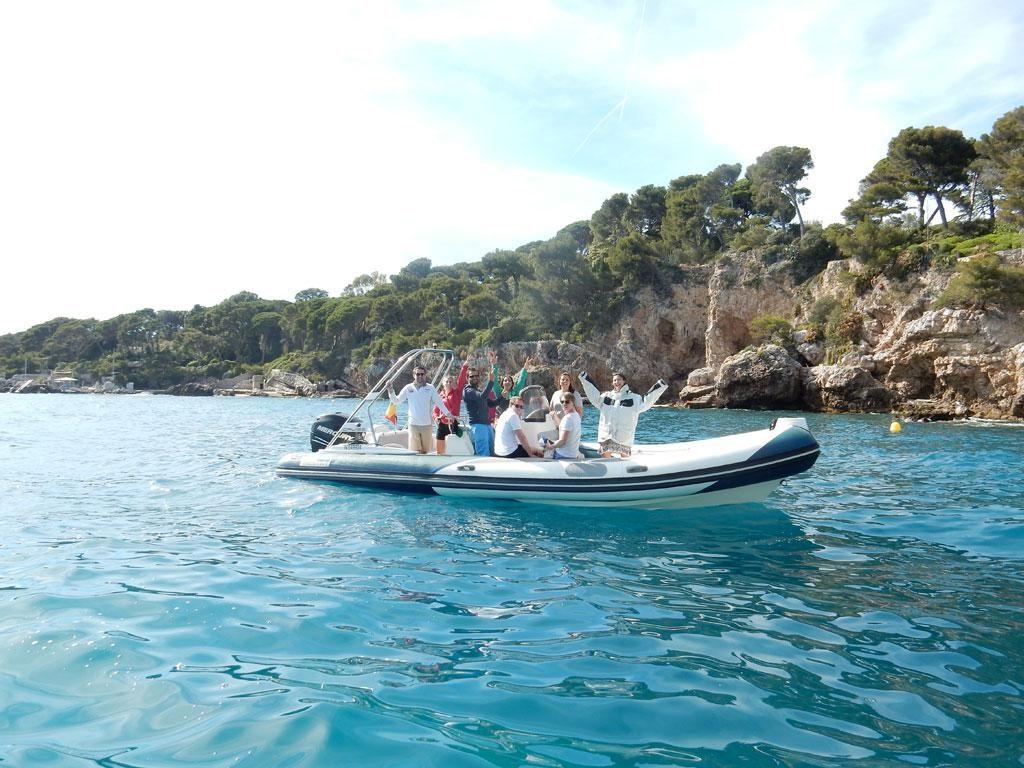 Team building en bateau à Marseille