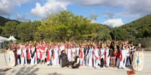Jeuax romains lors d'un séminaire saevents