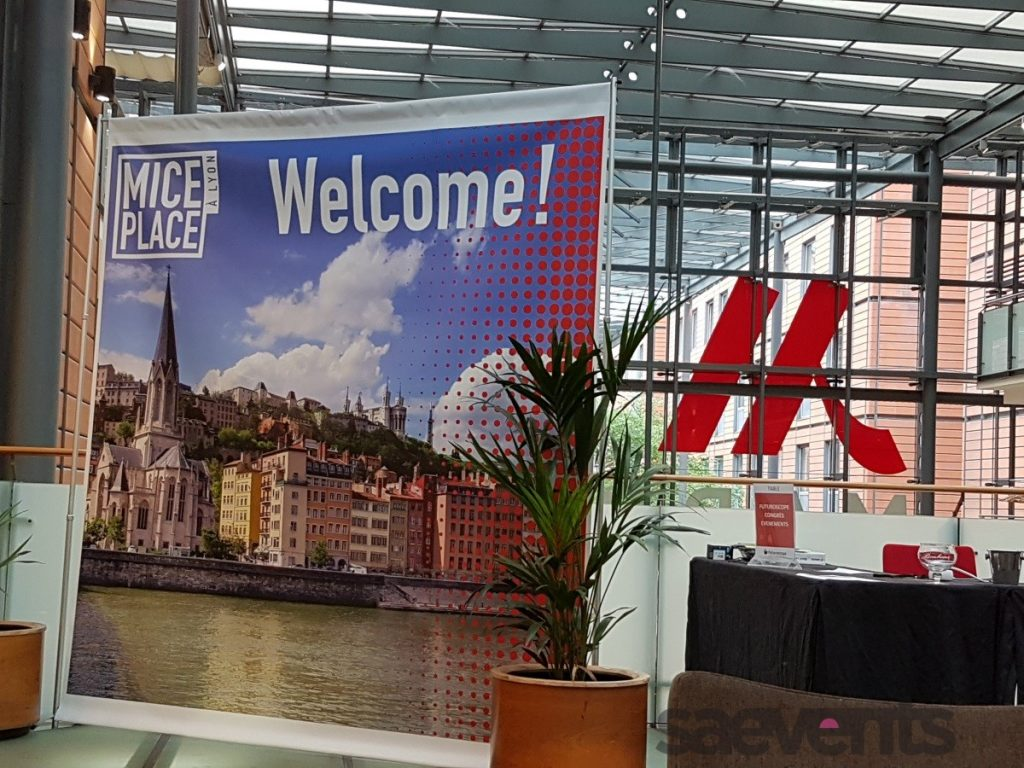SAEVENTS remercie le MICE Place de Lyon