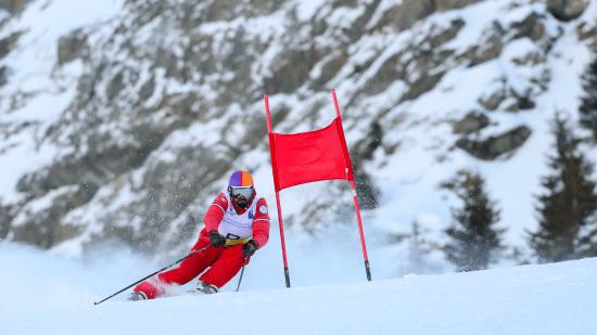 Ariane Slalom Vaujany